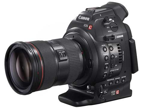 Camera hire in Malaga video equipment rental Spain